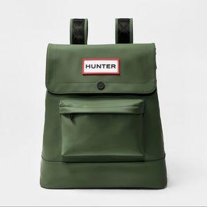 Hunter x Target Olive Green Large Backpack